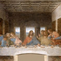 ONLINE: CENACOLO VINCIANO BUY The Last Supper (in Italian L'Ultima Cena or Il Cenacolo) is 15th century mural painting in Milan created by Leonardo da Vinci for his patron Duke Ludovico Sforza. It represents the scene of the last supper from the final days of Jesus narrated in the Gospel of John 13:21, when Jesus announces that one of his Twelve Apostles would betray him. The Last Supper measures 460 x 880 centimeters (15 feet x 29 ft) and covers the back wall of the dining hall at Santa ...