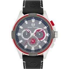 Ceasuri Barbati - Sergio Tacchini Watches Sergio Tacchini, Breitling, Chronograph, Watches, Men, Accessories, Wristwatches, Clocks, Guys