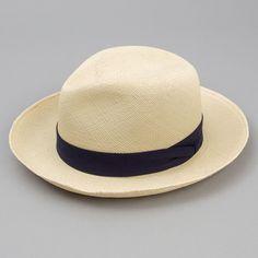 b5b490e9de860 Genuine Toquilla Palm Straw Panama Hat