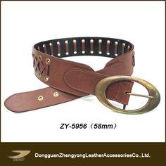 رجالي الاسباني حقيقية حزام من الجلد، جودة عاليةأفضل حزام العلامة التجارية للرجال
