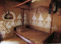 Stunning indian interior design | www.delightfull.eu #delightfull #uniquelamps #indianinteriordesign #indiadecor