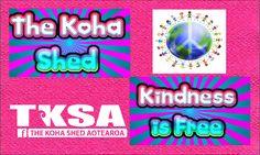 The Koha Shed Kindness is Free