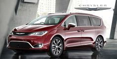 Check out the all new 2017 Chrysler Pacifica minivan!