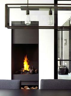 Vincent Bruggen #fireplace