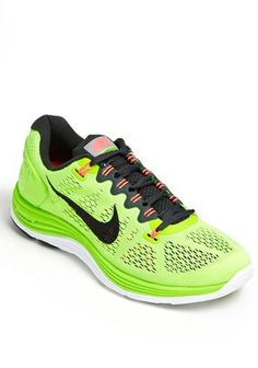 Nike 'LunarGlide+ 5' Running Shoe (Men) on shopstyle.com