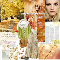 """pristine autumn"" by emilie-ethereal on Polyvore"
