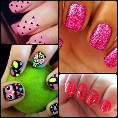 Rengarenk desenlerle, eğlenceyi tırnaklarınıza taşıyın:) #fun #cosmohome #guzellik  #makeup #shop  #beauty #color  #lacquer  #nail