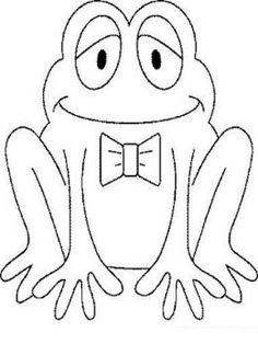 free frog printable coloring pages Google Search Thanksgiving