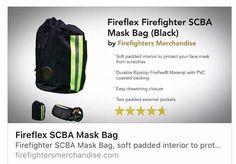 ec97099d9ec2 Get yours now! Only at FirefightersMerchandise.com . . .  maskbag  scba