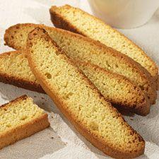 Lemon-Almond Biscotti: King Arthur Flour/dcc