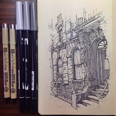 JDHanchett Sketches