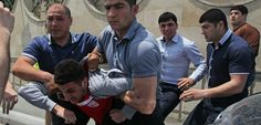 Sargsyan: Bakú fracasó al querer intimidarnos | Soy Armenio