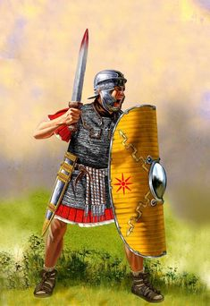Imperial Legion, Star Trek Klingon, Roman Legion, Roman Era, Roman Soldiers, Roman History, Carthage, Historical Pictures, Ancient Rome