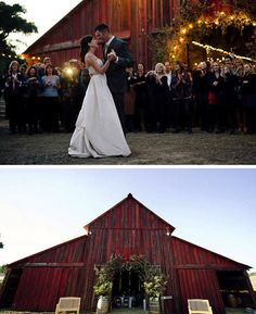 "Making Your Wedding ""Barn Chic"" » Alexan Events 