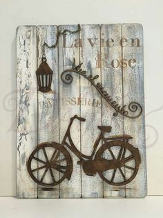 It is necessarily to use reclaimed wood in pallets into shelves, or you cannot find desired material but you still want to create rustic pallet shelves for your Decoupage Vintage, Ideas Decoupage, Wood Crafts, Diy And Crafts, Arts And Crafts, 3d Quilling, Pallet Shelves, Pallet Art, Wood Pallets