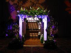 Flowers, Reception, Pink, Green, Ceremony, Wedding, Purple, Decor, Arbor, Entrance, An octopuss garden floral design studio