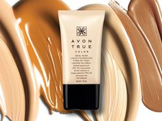 A silky, featherlight texture with SPF 20 that blends seamlessly for natural-looking coverage — just a few reasons why we ❤️ our True Color Ideal Nude Liquid Foundation, available in 21 shades: https://www.avon.com/product/avon-true-color-ideal-nude-liquid-foundation-58264?rep=mmcmurrin