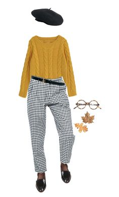 """""""fall in london"""" by julietteisinthe80s on Polyvore featuring Rachel Comey, Motel, Warehouse and Venus"""