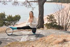 Pure Connection: Yoga Wheel