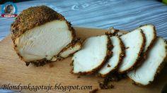 Blondynka Gotuje: Pieczony Filet z Kurczaka na Kanapki