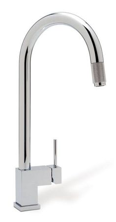10 Easy Pieces Modern Singlelever Ushaped Kitchen Faucets Entrancing Single Handle Kitchen Faucet Inspiration