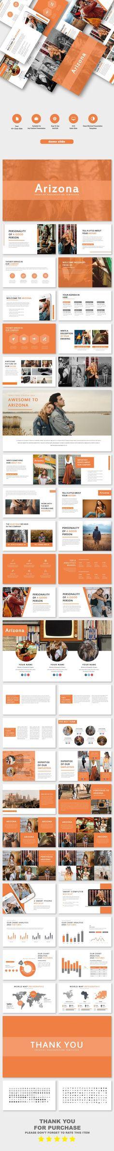 #Arizona #Creative #PowerPoint Templates - Creative PowerPoint Templates