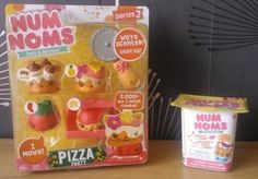 Num-Noms-Series-2-Starter-Pack-Pizza-Party-1-Mystery-Pack-NEW-SEALED