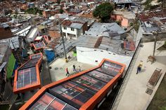 Urban Escalators