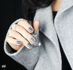It is already winter season and let's stay trendy with inspirational winter nail designs. You can take a special care for your nails in winter. The weather is colder and you must keep your nails carefully. On the other side it is good to stay trendy and fashionable, so choose some winter nail design