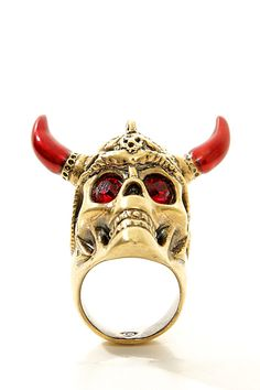 Where to buy Get customers or affiliate commissions by adding here links to stores' product pages. Winter Looks, Fall Winter, Skull Rings, Jewel Box, Winter Accessories, Tribal Jewelry, Gothic Fashion, Skulls, Alexander Mcqueen