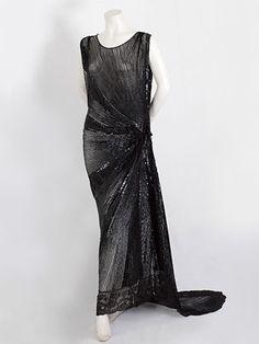 Beaded dress 1930s