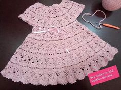 Crochet Baby Boots, Crochet Daisy, Baby Afghan Crochet, Knitted Baby Clothes, Crochet Girls, Crochet Clothes, Crochet Blouse, Crochet Bikini, Baby Boy Knitting Patterns