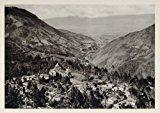 #8: 1931 Landscape Valley Mountains Tungurahua Ecuador - Original Photogravure http://ift.tt/2cmJ2tB https://youtu.be/3A2NV6jAuzc
