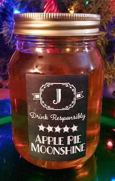 Apple Pie Moonshine Recipe | Evermine Blog | www.evermine.com