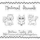 44 Best Nocturnal Animal preschool Theme images