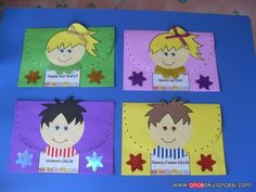 Karne dosyası Preschool Art, Art Drawings, Crafts For Kids, Projects To Try, Family Guy, Drama, Fictional Characters, Beginning Of The School Year, School Calendar