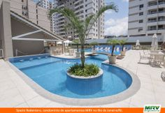 Paisagismo do Redentore. Condomínio fechado de apartamentos localizado em Rio de Janeiro / RJ.