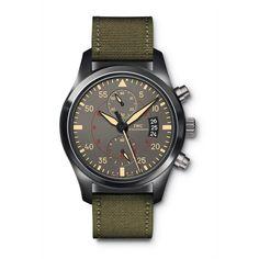 IWC Pilot's Watch TOP GUN Miramar (Ref. 3880)