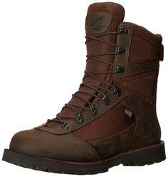 Danner Men's East Ridge 8-Inch BR 400G Hiking Boot,Brown,12 EE US