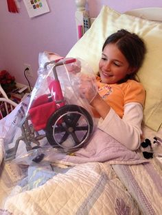 American Girl Dolls Use Wheelchairs, Embrace Disability and…