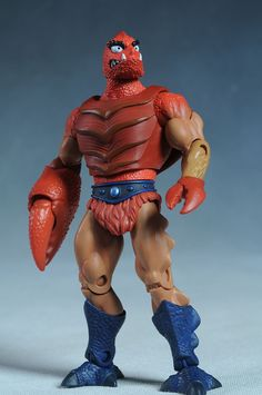 Clawful Masters of the Universe Classics MOTUC action figure by Mattel