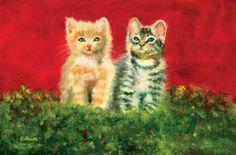 Painted by Akiane Kramarik Age 7