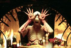 Made famous in Pan's Labrynth, Tenome is originally a japanese monster famous for its eyes on its hands.