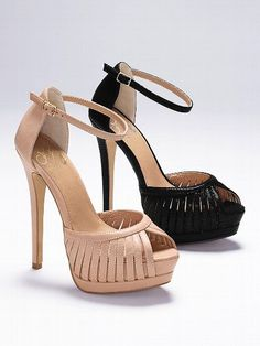 46b8a8bdc3b Colin Stuart Ankle-strap Peep-toe Pump  VictoriasSecret http   www