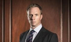 Rupert Penry-Jones on Silk, Whitechapel and a pirate caper