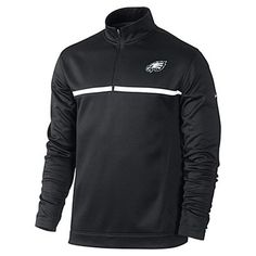 Philadelphia Eagles Nike Golf Therma-Fit Jacket