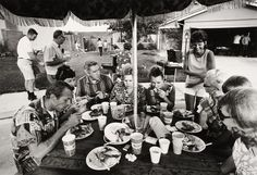 Bill Owens  American (San Jose, California, 1938)  Fourth of July Block Party, from the series Suburbia    ca. 1972