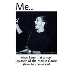 Martin Garrix Show, Just Love, Love Him, Electro Music, Best Dj, My King, Singers, I Love Him, Singer