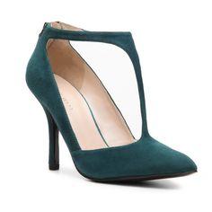 Nine West Blonsky Suede Pump Pumps & Heels Women's Shoes - DSW ($65) via Polyvore