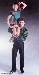 Ekaterina Gordeeva and Sergei Grinkov  -- Russian pair skaters Gordeeva and Grinkov won virtually every competition they entered. They won the Olympics in both 1988 and in 1994.